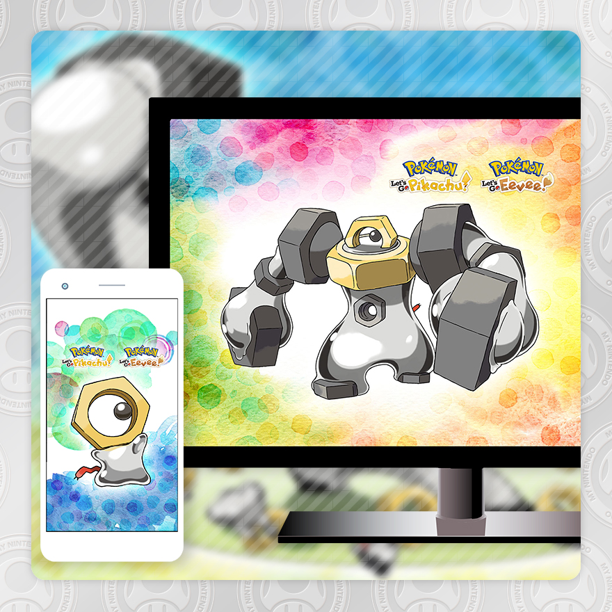 Nintendo Download Reveals New Pokemon My Nintendo Rewards
