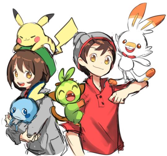 Tumblr Pokemon Blog