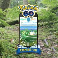 Frenzy Plant confirmed as the exclusive move for Sceptile during Pokémon GO Community Day on March 23