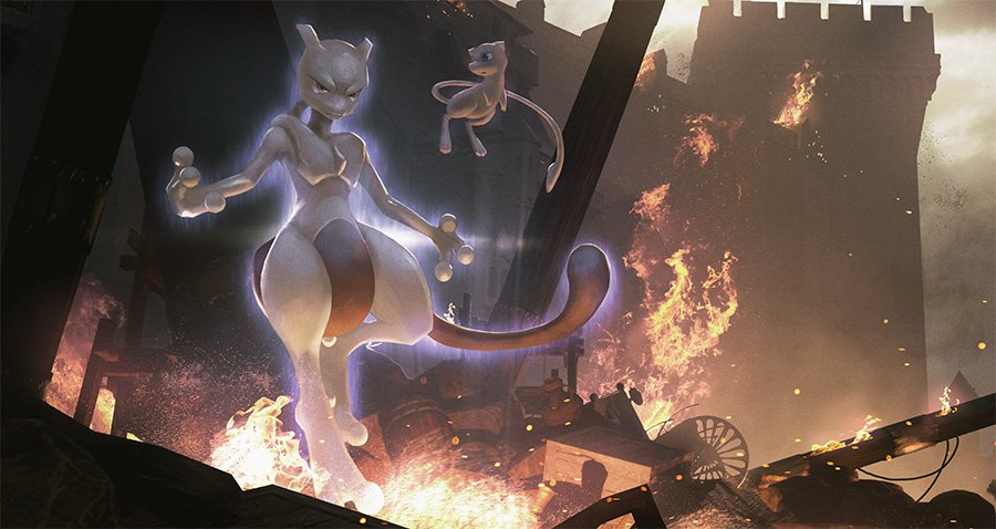 Video Pokemon Mewtwo Strikes Back Evolution Is Now On Netflix