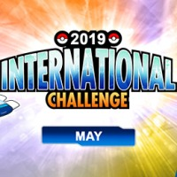 2019 International Challenge May Online Competition announced for Pokémon Ultra Sun and Ultra Moon