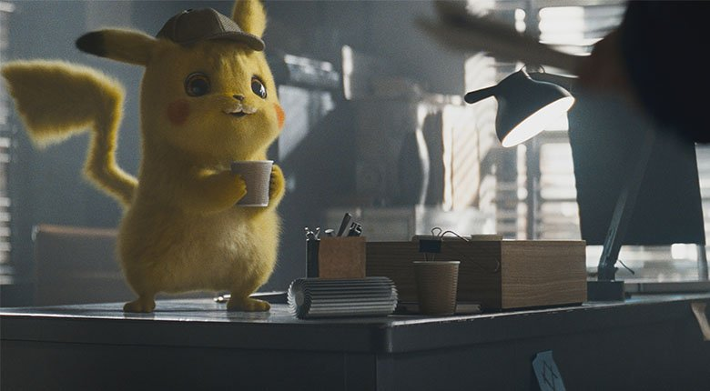 Official Pokemon Detective Pikachu Pop Up Opens On May 3 And May 4 At Covent Garden In London Uk Pokemon Blog