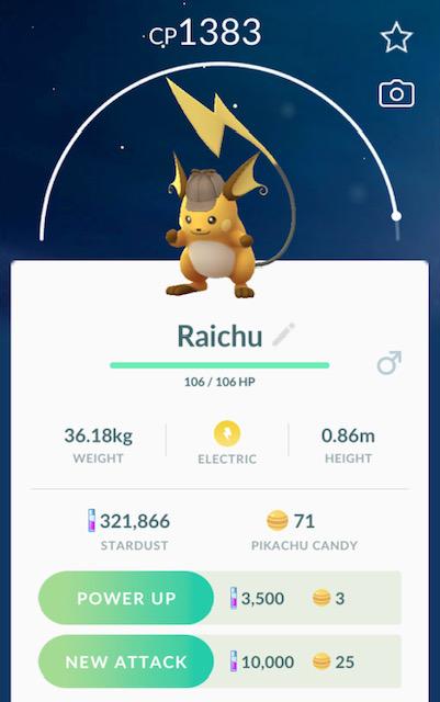 Detective Hat Raichu Pokemon Blog Page 2