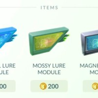 Everything you need to know about Lure Modules, Glacial Lure Module, Mossy Lure Module and Magnetic Lure Module in Pokémon GO