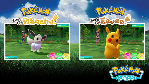 Video New Pokemon Pass App Unlocks Shiny Pikachu Shiny Eevee