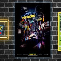 Pokémon TCG: Detective Pikachu promo card for Bulbasaur and free movie poster available at Walmart on May 18