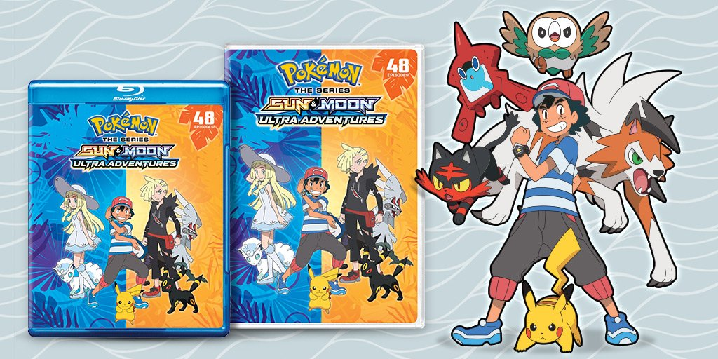 Pokémon the Series Season 21 comes to Blu-ray and DVD on May