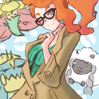 Fanart for Sonia already flowing with her introduction in Pokémon Sword and Shield