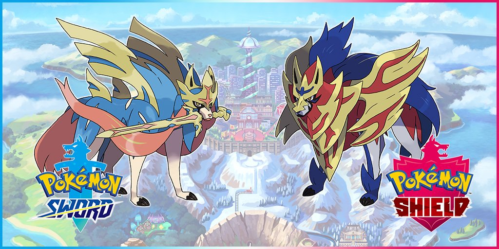 Zacian Holds A Blade In Its Mouth That Can Cut Through Anything
