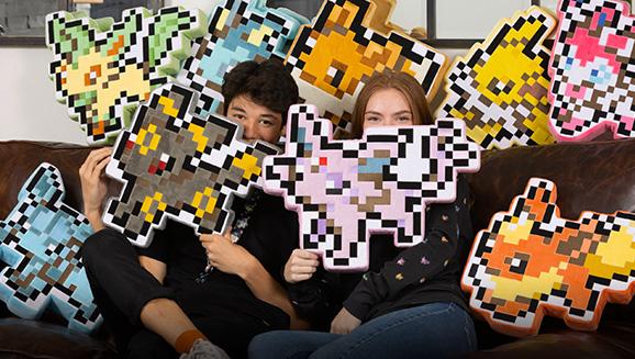 Eevee Pixel Pokémon Blog