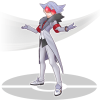 Meet Lear, a prince from an unknown country who built Pasio and the Pokémon Masters League in Pokémon Masters