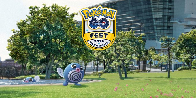 Shiny Poliwag makes its Pokémon GO debut on August 6 at 10 a m  JST