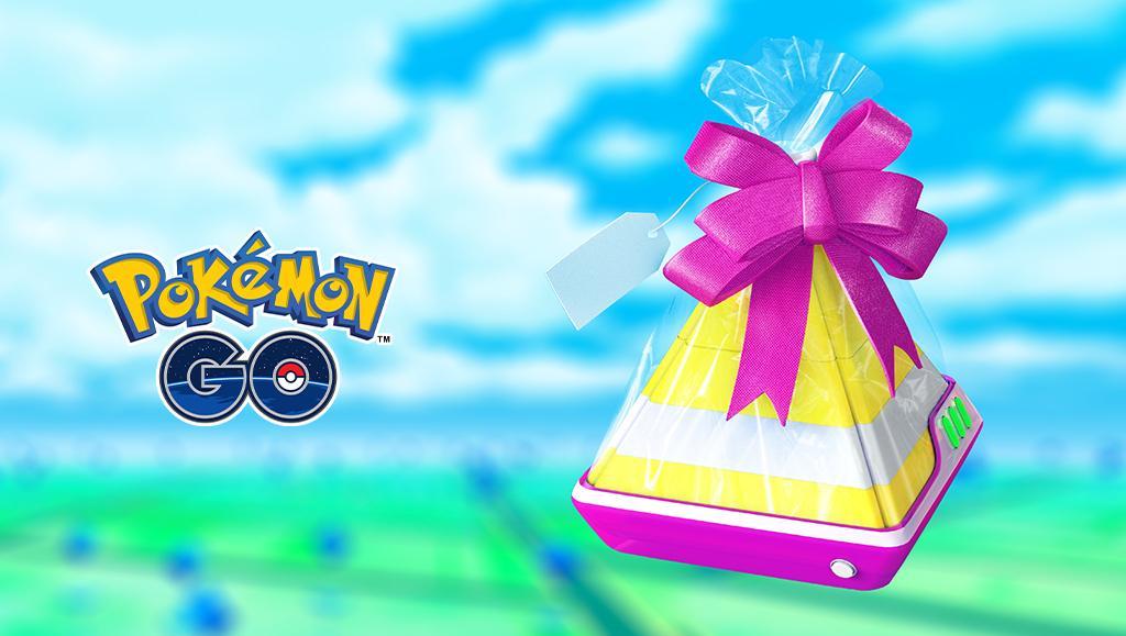 Pokémon GO Gift event 2019 now underway until August 19 at 1 p m