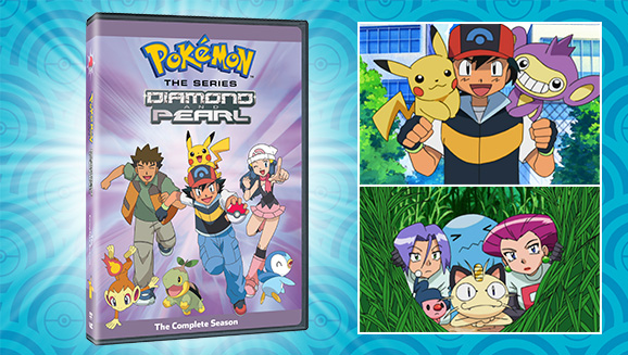 Pokémon the Series: Diamond and Pearl—The Complete