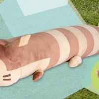 New Furret Poké Plush now available at the Pokémon Center for $350