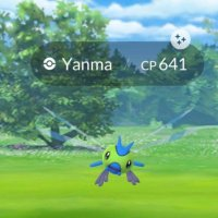 Shiny Yanma and Shiny Yanmega can now be found and caught in Pokémon GO for the first time