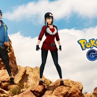 A Colossal Discovery ticket unlocks exclusive avatar pose in Pokémon GO