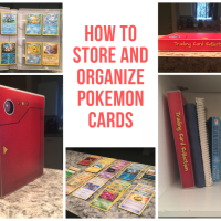 How to Store and Organize Pokemon Cards