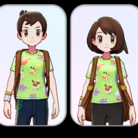 Pokémon Secret Club gives members Pokémon Quest T-shirt in Pokémon Sword and Shield