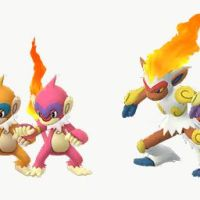 Shiny Chimchar, Shiny Monferno and Shiny Infernape now available in Pokémon GO for the first time