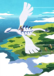 new_pokemon_anime_pocket_monsters_artwork_featuring_ash_pikachu_go_flying_on_lugia_over_fearow