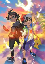 new_pokemon_anime_pocket_monsters_artwork_featuring_ash_pikachu_rotom_phone_bell_tower_in_johto