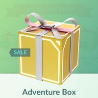New Special Box, Ultra Box and Adventure Box now available in Pokémon GO as of January 2, 2020