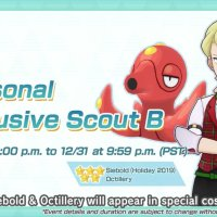 Seasonal Scout B now underway in Pokémon Masters until December 31 at 9:59 p.m. PT