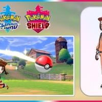 Use Pokémon Pass at any Walmart between November 16 and 25 to get the Tracksuit Trainer outfit in Pokémon Sword and Shield