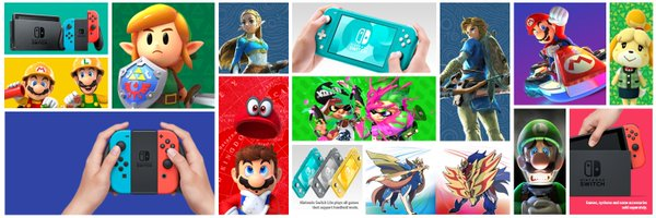 New Social Banner For Nintendo Features Zacian And Zamazenta From Pokemon Sword And Shield Pokemon Blog