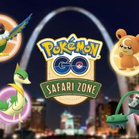 Tickets to Pokémon GO Safari Zone in St. Louis, Missouri, now on sale through the Pokémon GO app