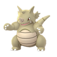 Shiny Rhyhorn, Shiny Rhydon and Shiny Rhyperior now available in Pokémon GO for the first time