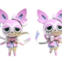 Fanart: Sylveon joins Animal Crossing New Horizons as a new villager
