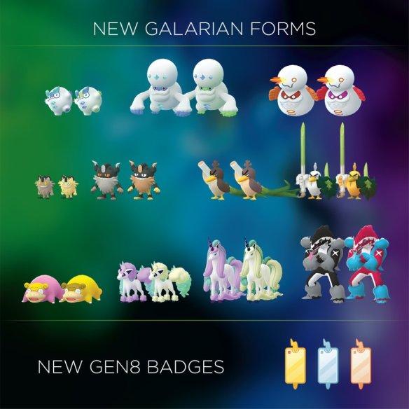 Galarian Rapidash Pokemon Blog