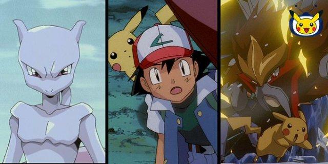 Classic Pokemon Movies Now Available In New Pokemon Movie Marathon
