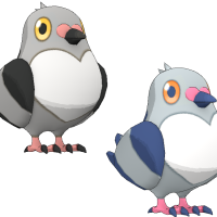 Shiny Pidove, Shiny Tranquill and Shiny Unfezant make their Pokémon GO debuts during the fourth anniversary event on July 3