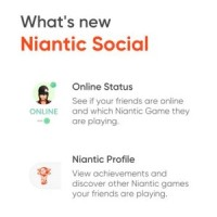 New Niantic Social feature now available in Pokémon GO, lets you see which of your friends are online