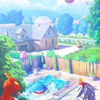 New summer 2020 loading screen for Pokémon GO features Latias, Latios, Slugma, Wigglytuff, Chansey, Wailmer, Quagsire, Meganium, Cacnea, Braviary and more