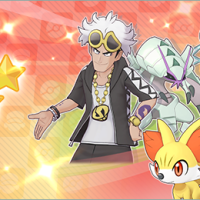 New 5★-Guaranteed Ticket Scout now underway as part of the Ticket Scout in the shop in Pokémon Masters EX