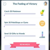 Research tasks revealed for The Feeling of Victory Special Research in Pokémon GO