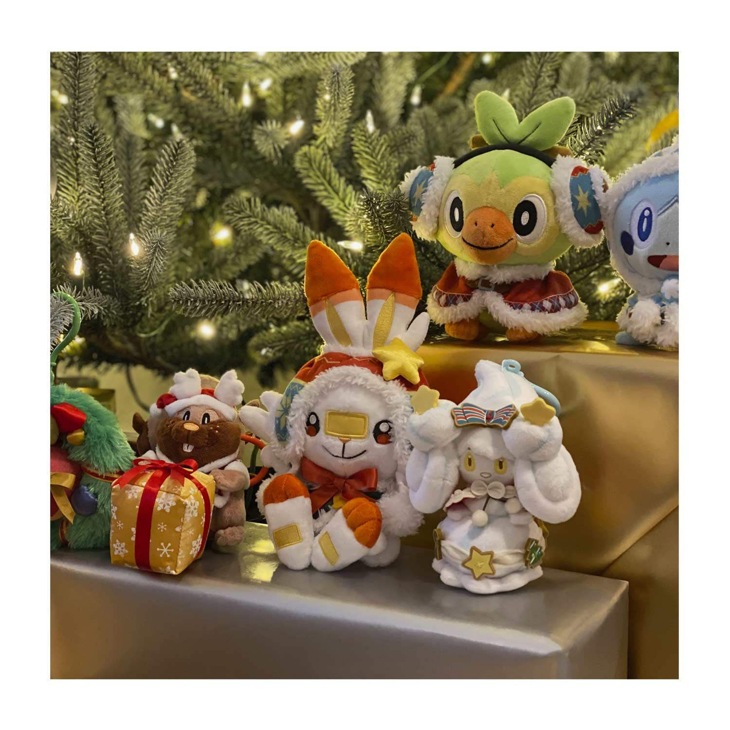 Pokemon Center Christmas 2021 New Products As Part Of The Pokemon Center Holiday Collection 2020 Available Now With More Coming Soon Pokemon Blog