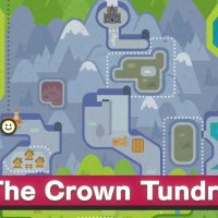 The Crown Tundra map revealed for Pokémon Sword and Shield