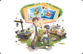 new_pokemon_snap_main_player_character_with_professor_mirror