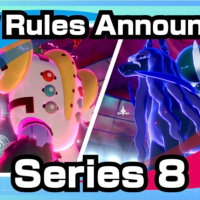 Ranked Battles Series 8 announced for Pokémon Sword and Shield, allows players to use one restricted Legendary Pokémon per team from February 1 to April 30