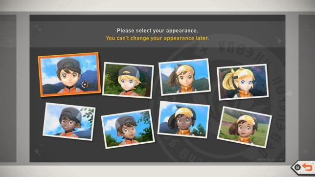 selecting_your_appearance_in_new_pokemon_snap
