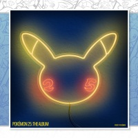 P25 Music digital album called Pokémon 25: The Album will be released later this year featuring 14 songs by 11 artists including Katy Perry, Post Malone, J Balvin and more