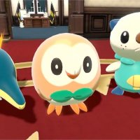 Cyndaquil, Rowlet and Oshawott are the starter Pokémon in Pokémon Legends: Arceus, you can choose between these three at the start of your game