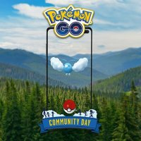 May Pokémon GO Community Day features Swablu, new event-exclusive Special Research story and Mega Altaria on May 15