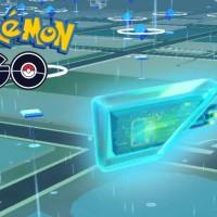 You can evolve Sliggoo into Goodra when you're near a PokéStop with an active Rainy Lure Module in Pokémon GO