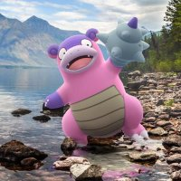 You can challenge Galarian Slowpoke in one-star raids during the A Very Slow Discovery event in Pokémon GO, evolve it into Galarian Slowbro by catching 30 Poison-type Pokémon when it's your buddy